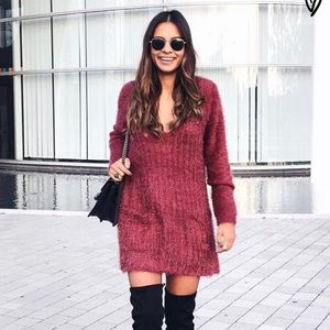 Like new Jack by BB Dakota sweater dress in size s